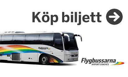 Köp biljett till Flygbussarna