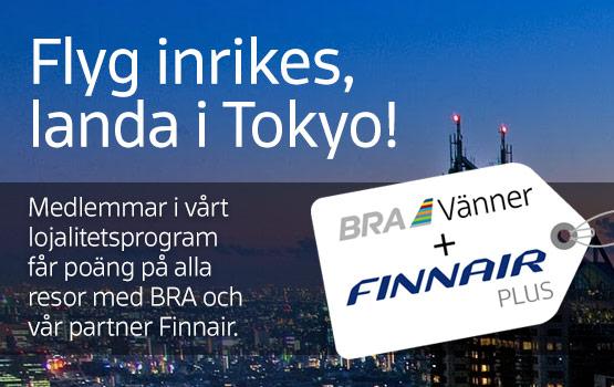 Finnair samarbete